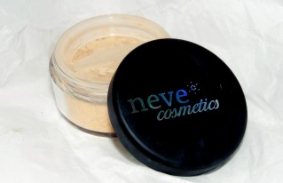 neve cosmetics mineral foundation